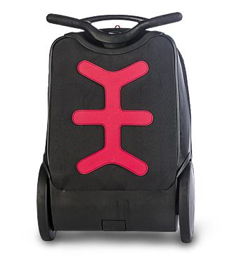 Рюкзак на колесиках Roller Nikidom White Fire XL арт. 9319 (27 литров), - фото 3