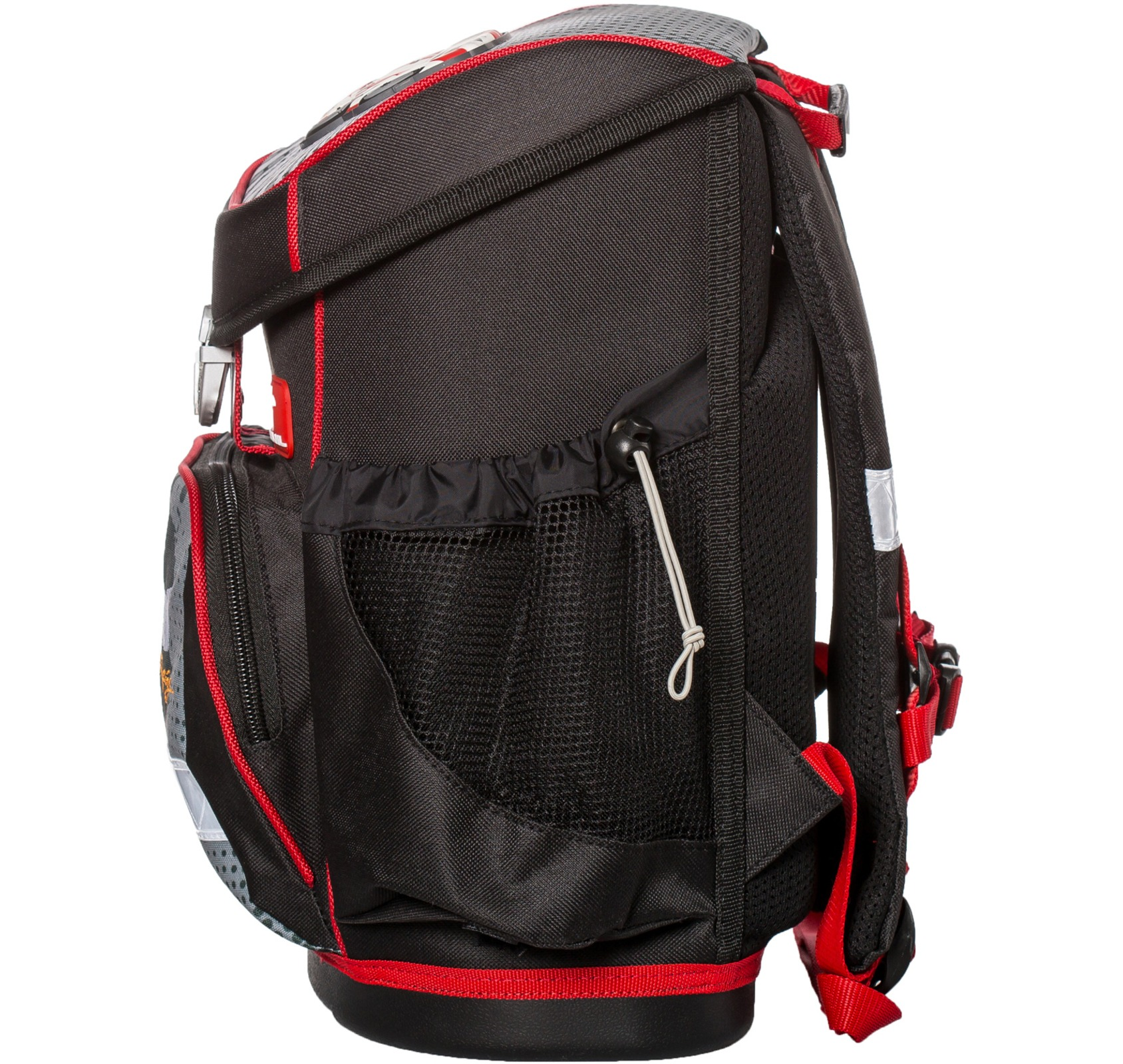 Ранец Belmil 405-33 MINI-FIT FOOTBALL + мешок и пенал + фломастеры, - фото 8