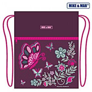 Мешок для обуви Mike&Mar Майк Мар Бабочка