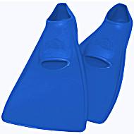 Ласты ProperCarry детские закрытая пятка для бассейна резиновые размер - 22 синие ПРОПЕРКЭРРИ